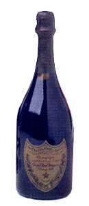 Champagne Gifts -- Dom Perignon Magnum - 1.5L 1998/1999 :  toast bubbly french extraordinary