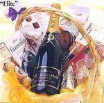 Champagne Elite Gift Basket