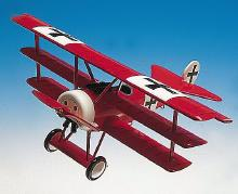 Fokker DR1Model Airplane