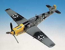 ME-109E Emil Model Airplane
