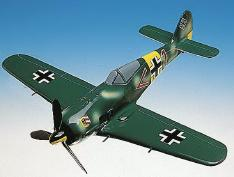 FW-190A Model Airplane