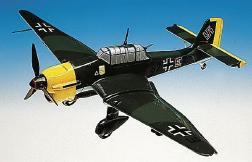 JU-87B Stuka Model Airplane