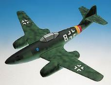 ME-262A Swallow Model Airplane