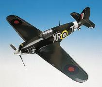 Hurricane MK. IIC Model Airplane