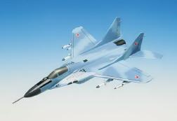 MIG-29 Fulcrum Model Airplane
