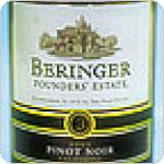 Beringer Pinot Noir �Founders Estate� California, 2005  750ml