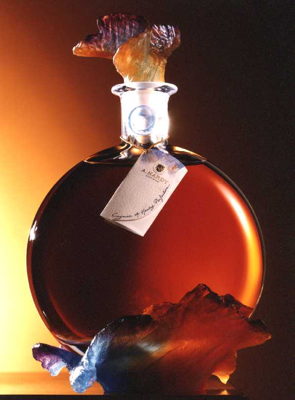 Hardy Perfection 140 years Cognac