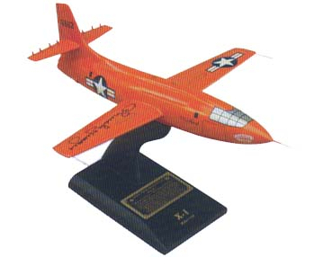 X-1 Rocket Research Plane: Model Airplane