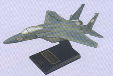 F-15D Eagle Model Airplane