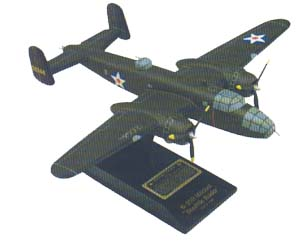 B-25 Mitchell Model Airplane