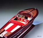 Super Aquarama Model Power Boat