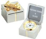 GIFT BOX Clock & Frame