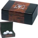 """GOLF CHEST"" 6 Ball Holder"