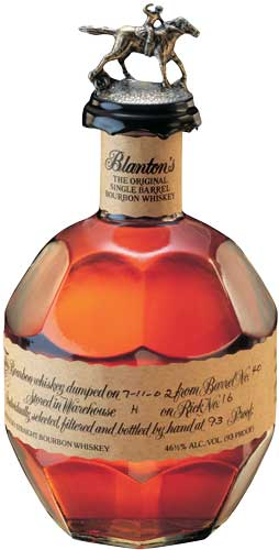 Blantons Single Barrel Bourbon 750 ml blanton