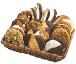 Gourmet Cookie Basket - 4 Dozen