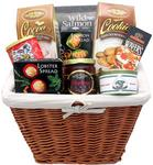 Smoked Salmon Gift Basket Pacific Northwest
