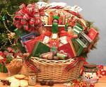 Holiday Celebrations  Gift Basket - Large