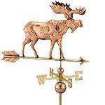 "34"" moose weathervane"