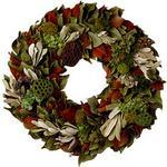 Mossy Woods Wreath - 36 Inch