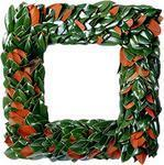 Original Magnolia Square Wreath - 24 Inch