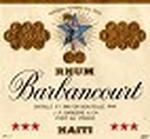 Barbancourt White Rum 750ml 86PF