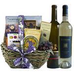 Chardonnay Sensation Gift Basket