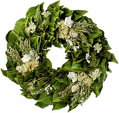 Coastal Breezes Wreath - 18 Inch