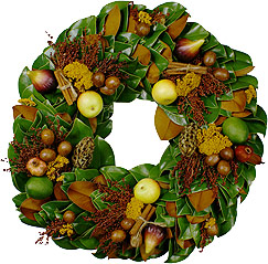 Colonial Heritage Wreath - 30 Inch