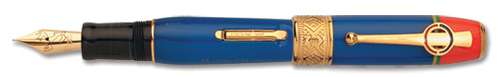 Sami Ltd. Edition Vermeil Fountain Pen