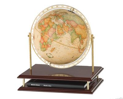 The Fairmont Globe