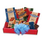 Ghirardelli Greetings Valentine Gift Basket