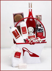 Bathing Beauty Gift Basket