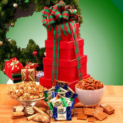 Holiday Sweets & Treats Gift Boxes