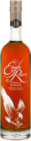 Eagle Rare Single Barrel Kentucky Bourbon Whiskey 10yr