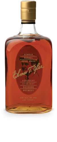 Elmer T Lee Bourbon Kentucky Whiskey 750 ml
